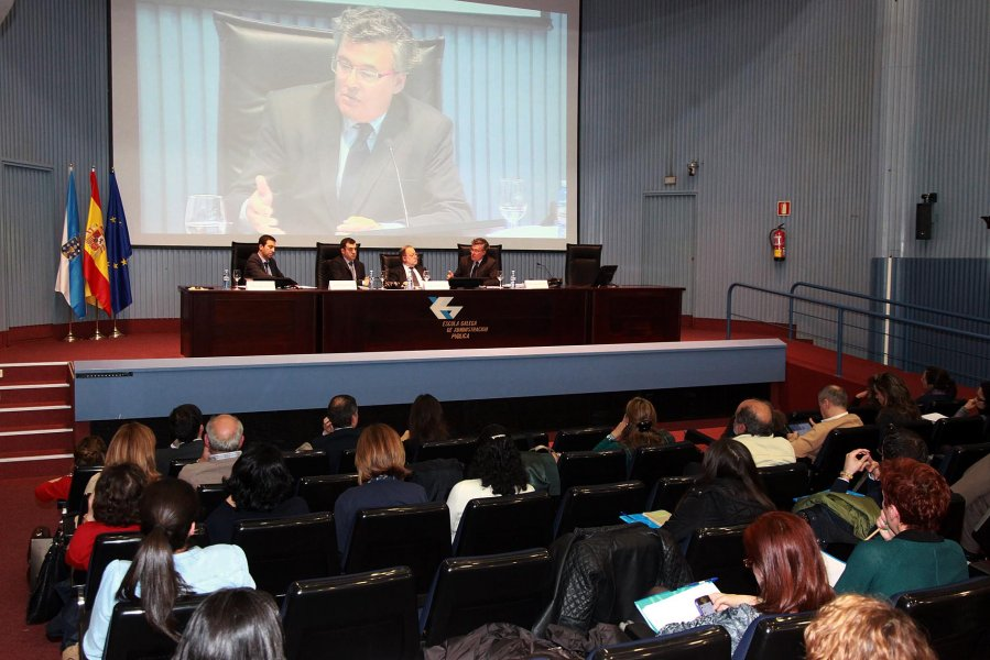Mesa redonda: Consecuencias prácticas do novo modelo competencial local